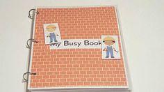 Busy book Quiet Book Preschool Kindergarten First Grade My Busy Books, My Books, Baby Bible, Shape Matching, Stop Light, Help Teaching, Preschool Kindergarten, Bible Stories, Fine Motor Skills