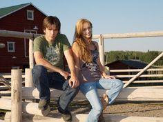 Heartland Season 1, Amy And Ty Heartland, Heartland Quotes, Heartland Ranch, Heartland Tv Show, Ty Y Amy, Nick And Jess, Jess New Girl, Rory Gilmore