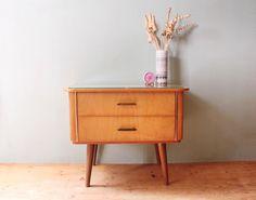 Vintage Kommode aus den 1950ern / vintage sideboard, 50s, retro design by mill vintage via DaWanda.com