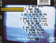 "Dazzie Dee ""re-birth"" Cd Rap - Funk - West Coast"