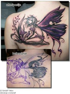 Fairy Wing Tattoos | tattoo design picture by Gandalf Tattoo: fantasy,fairy,fairies,wing ...
