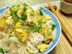 Manila Spoon: Guest Post: Ginger Sesame Seed Noodles