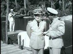 McHale's Navy - 3 Girls On An Island Movie Gifs, I Movie, Mchale's Navy, Ernest Borgnine, Naval Aviator, Hale Navy, Lt Commander, Classic Comedies, Tv Series Online