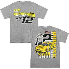 #SamHornishJr Ash Tee  Price: $24.00  Order Now: http://store.penskeracing.com/product.php?productid=18827=663=1