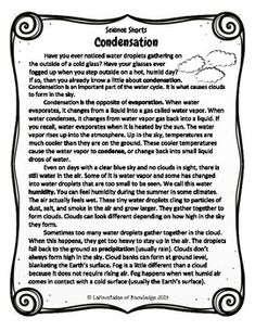 This easy to read, one page passage all about wind is perfect for science. It includes 10 multiple choice reading comprehension questions and an answer key. The passage explains what causes the wind to blow and how it is measured. Reading Comprehension Passages, Comprehension Questions, 5th Grade Science, Multiple Choice, Physical Science, Science Activities, Teacher Newsletter, Teacher Pay Teachers, Earthquake Hazards