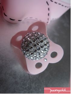 {Fun jeweled Pacifier by Pastrychik}