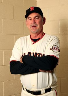 Bruce Bochy Photo - San Francisco Giants Photo Day