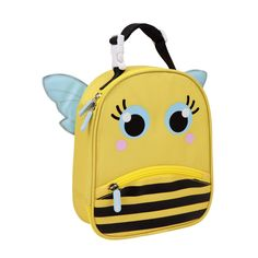 Sunnylife Lunch Bag - Bee available online! Send them off the bright way with our Back to School collection.Become the envy of the playground with our Kids Lunch Totes! AfterPay available PLUS free shipping on all orders over 0...
