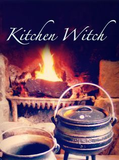 The Kitchen Witches? We're all witches in one way or another.  We're all witches beneath the skin. Most of us fancy  practical magic;healing ourselves and family with tried and true practical home remedies passed down to us through the ages..