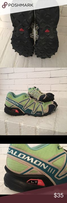 Salomon Trail Running Shoes Salomon Trail Running Shoes in VGUC. Rarely worn. Incredibly comfortable. Salomon Shoes