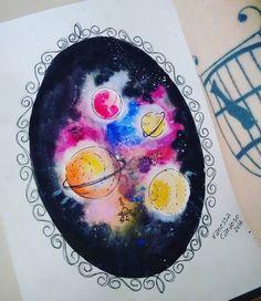 provocative-planet-pics-please.tumblr.com Tb Das brincadeiras d aquarela d o tem. _ #ilustração #ilustration #aquarela #planets #space #sky #nebulosa #colour #art #artistic #love #nanquim #camafeu #ovni #ufo #artwork #goodmorning #girl #girlswithink #tattoos #tattooedgirls #tattooed by vanessakcardoso https://www.instagram.com/p/BELtzddjLmP/