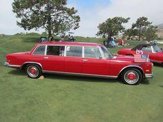 Mercedes Benz 600 Pullman Limousine - 1972 | Flickr - Photo Sharing!