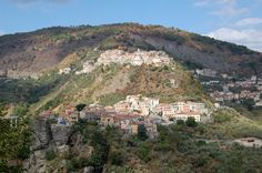 Gimigliano, Calabria-Italy - Where my husband is from :-)