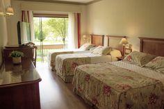 Apartamento Luxo Superior do Hotel Alpestre em Gramado