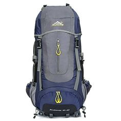Cheap hiking brand, Buy Quality sport bag directly from China hiking bag Suppliers: 2017 High Quality 5 colors large Mountaineering backpack outdoor waterproof backpack travel climbing camping waterproof bag Hiking Bag, Men Hiking, Rucksack Backpack, Travel Backpack, Backpack Camping, Luggage Backpack, Travel Luggage, Travel Bags, Waterproof Hiking Backpack