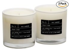 Wild Lemongrass | Luxury Scented Soy Candles | Hand Poured in The USA | Highly Scented andamp; Long Lasting | 9 Oz. White Jar- 2 Pack (No Box, No lid)*** Read more reviews of the product by visiting the link on the image. (This is an affiliate link) #jarcandles