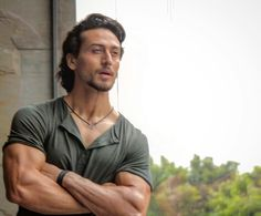 Bollywood Actors, Bollywood Celebrities, Medium Length Hair Men, Beast Quotes, Best Hero, Actor Studio, Tiger Shroff, Latest Instagram, Cute Actors