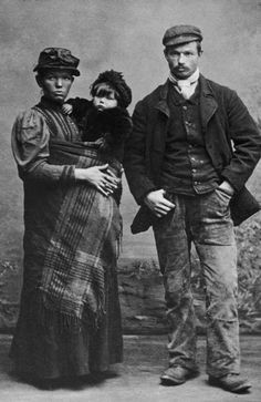 victorian working class women | working-class family, circa 1880. News Photo | Getty Images