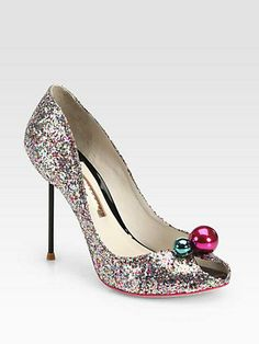 Sophia Webster makes our sparkly shoe dreams come true!