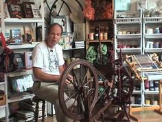 """Selecting a Spinning Wheel, Buying a Spinning Wheel & Spinning Wheel Information from """"The Woolery"""""""