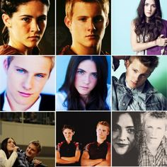 Movies - Hunger Games: Clove and Cato