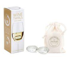 Wine Twirls® Wine Chillers (Set of 4)