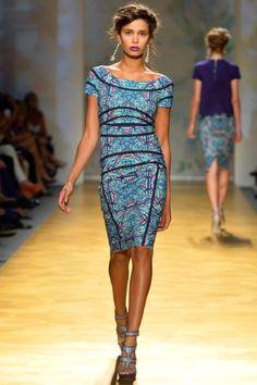 Nicole Miller New York - Collezioni Primavera Estate 2014 - Vogue