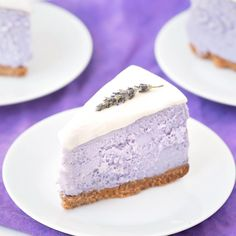 Honey Lavender Cheesecake anyone?