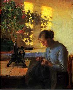 Anna Ancher (1859-1935) Danish artist
