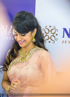 Here's 'how you steal every spotlight' with NAC Jewellers' brand new and exotic designs. To be able to catch an eye or manage a 'sparkle smile' is all old school. While a woman's best friend doesn't have to be diamonds, making NAC your first stop for Jewellery Shopping would do it all! ;) Who better can teach us 'How', than the dazzling Trisha carrying off NAC with the kind of ...