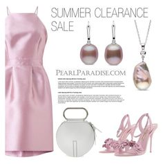 """Summer Clearance Sale!"" by pearlparadise ❤ liked on Polyvore featuring Miss Selfridge, Sophia Webster and 3.1 Phillip Lim"