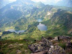 Etangs de Rabassole - Ariège - Pyrénées