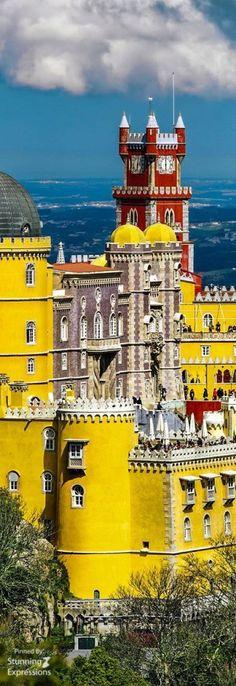 Pena National Palace, Sintra | Portugal