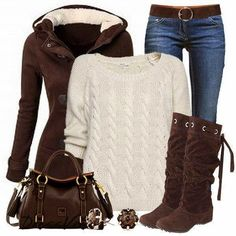 Cute winter/fall outfit
