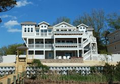 Twiddy Outer Banks Vacation Home - Sunlight on the Coast - Duck - Soundfront - 6 Bedrooms