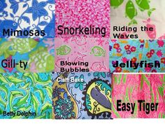 lilly pulitzer lion tigers - Google Search