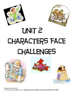 In this second Readers Workshop unit, readers encounter characters...some new and some old...that face similar challenges as our young readers do...See more at teacherspayteachers.com