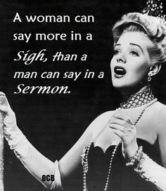 Yes indeedy! I only enjoy Sermons that are Spiritually led in Truth...Otherwise if it's not* You will hear a sigh & not hear a silent prayer* {Praying for you & me}*Amen