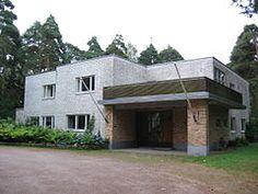 Alvar Aalto Rakennukset
