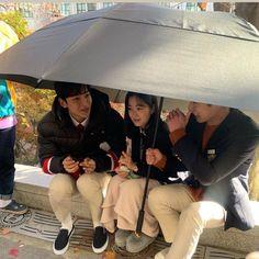 Drama Film, Drama Movies, Boy And Girl Friendship, Father Daughter Photos, Korean Best Friends, Best Kdrama, Weightlifting Fairy Kim Bok Joo, My Future Boyfriend, Kdrama Actors