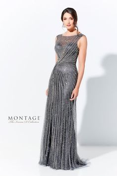 Ivonne D Tulle, Beading and Stone Accents Spring 2020 evening collection dress. - Mother of the Bride Dresses - Ivonne D Tulle, Beading and Stone Accents Spring 2020 evening collection dress. - Evening Dresses - Ivonne D Tulle, Beadin Evening Dresses For Weddings, 2015 Wedding Dresses, Evening Gowns, Gown Wedding, Formal Dresses, Wedding Blog, Lace Wedding, Prom Dresses, Bridal Reflections