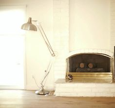 6ft tall architectural lamp