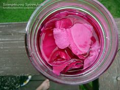 Rose Petal Vodka