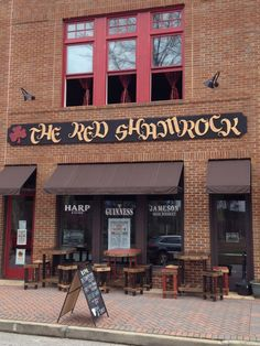 The Red Shamrock Pub - (Birmingham: 280/Inverness)