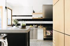 Contemporary Kitchen by Nest Architects