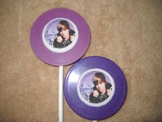 """1.50 = edible shimmer 2 1/4"""" round lollipop. sold individually. made to ship 3 weeks after payment - provide the following for a price quote * event date * quantity * state * zip code * email address emails checked every 35min when in chocolate room from 6am - 10pm or you may text me any hour when you are online Chauntelle castlerockchocolates at yahoo.com 307/899-7100 text any hour"""