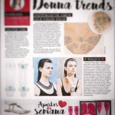 Strukt hoje figurou no Donna, caderno da Zero Hora, de Porto Alegre. Obrigada, Donna!  Strukt appeared today on the local newspaper from Porto Alegre, Brazil. Thank you!  #christmas #shopping #gifts #xmas #presents #rosegold #gold #stainlesssteel #metal #materials #news #bronze #silver #processes #manufacturing #production #3dprinting #design #product #3dprintedjewelry #jewellery #jewelry #accessories #independent #bold #geometry #innovative