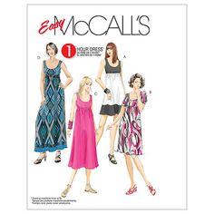 d61c7616a276ba Mccall Pattern M5893 B5 (8-10-1-Mccall Pattern Plus Size Sewing