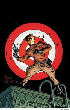 The Rocketeer by Dave Stevens and Laura Martin Rocketeer Movie c3945329a3020