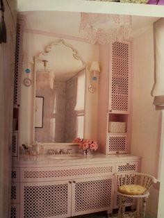 Bathroom decor interior design Modern House Design, Modern Interior Design, Interior Ideas, Interior Styling, Home Luxury, Veranda Magazine, Townhouse Designs, Deco Design, Design Design